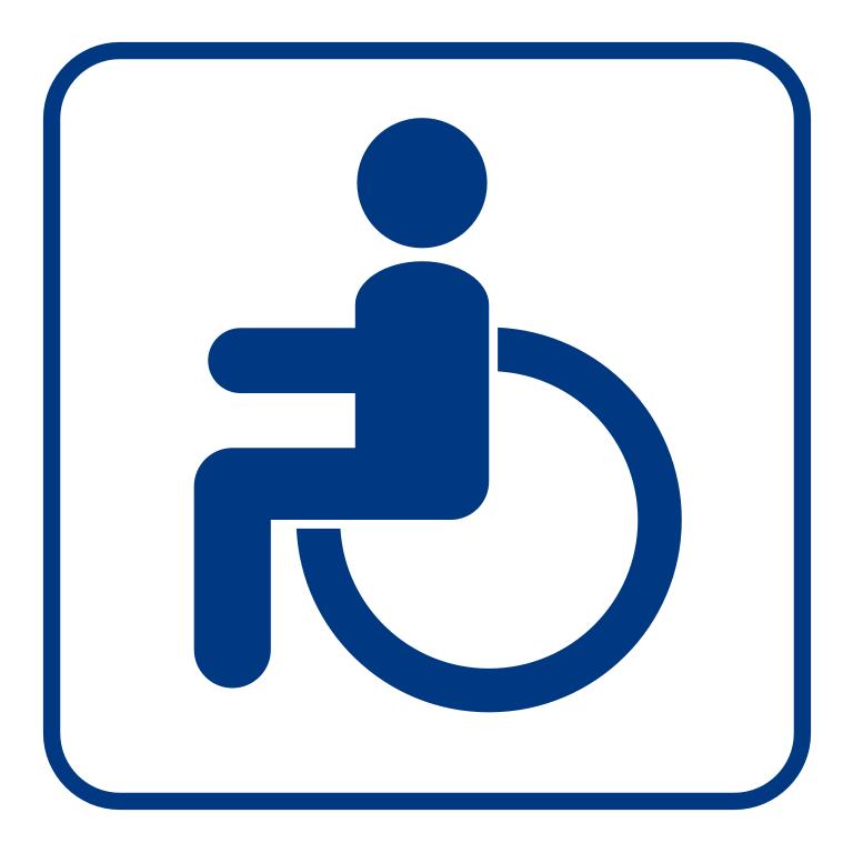 парковка под знаком инвалид на машине